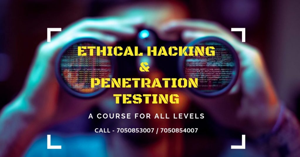 learn ethical hacking training by ranjan raja